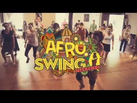 Afro Swing Weekend, Xanthi-Greece, May 2016