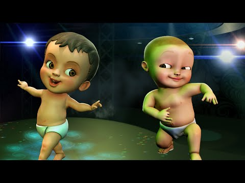 Baby Dance Competition Funny Video