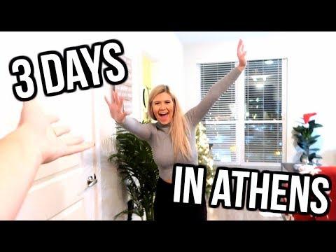 3 Days In Athens, GA!