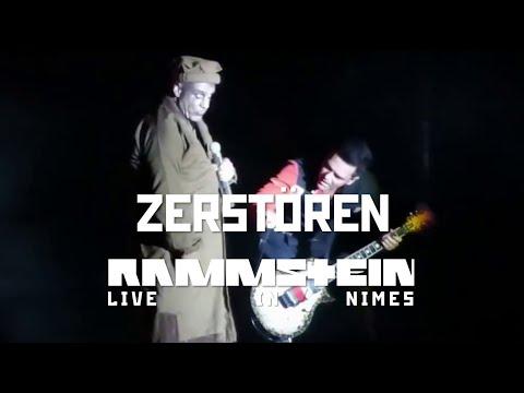 Rammstein - Zerstören (Live Nîmes 2017, Multicam)