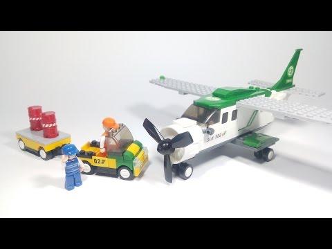 Sluban Aviation M38-B0362 - Cargo Airplane