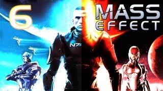 Mass Effect Walkthrough - Part 6 - The Council (PC Gameplay / Commentary)