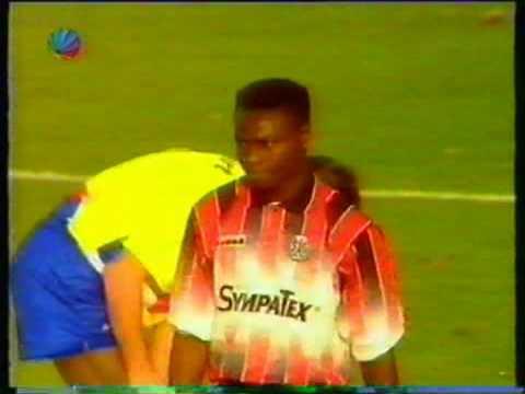 SG Wattenscheid 09 - Eintracht Frankfurt  30.10.1993