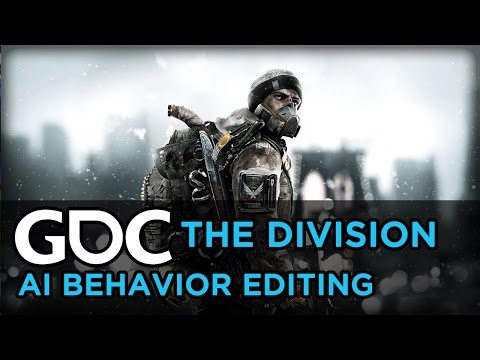 Tom Clancy's The Division: AI Behavior Editing and Debugging