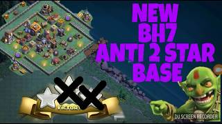 NEW BUILDER HALL 7 BASE,,,,ANTI 2 STAR BASE,,,,,TROLL BASE