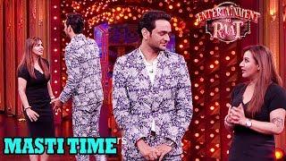 Vikas FLIRTS With Shilpa Shinde At Entertainment Ki Raat