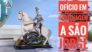 Ofício solene em Homenagem a São Jorge (sem comunhão)