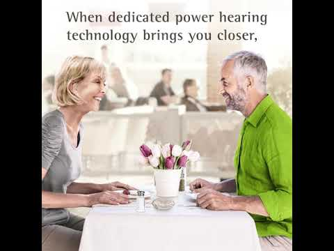 Naída™ B power hearing aids