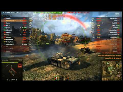 World of Tanks | Russian steel! | I'm Back!