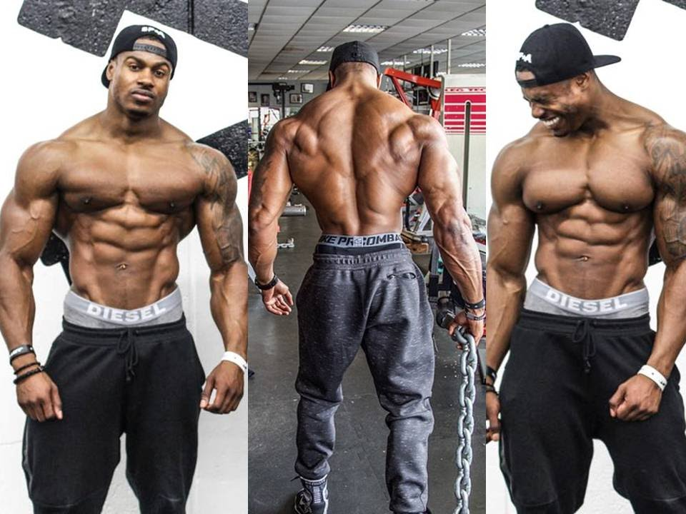 Simeon Panda Hardcore Bodybuilding Motivation and Gym