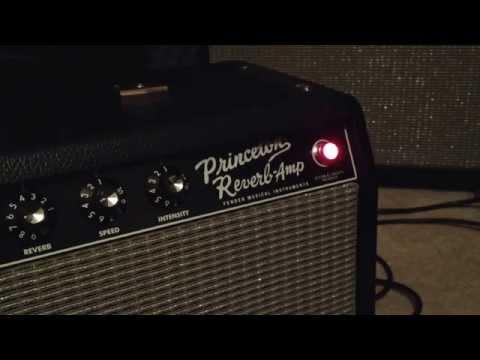 Fender Princeton Reverb '65 Reissue Amp (PRRI)