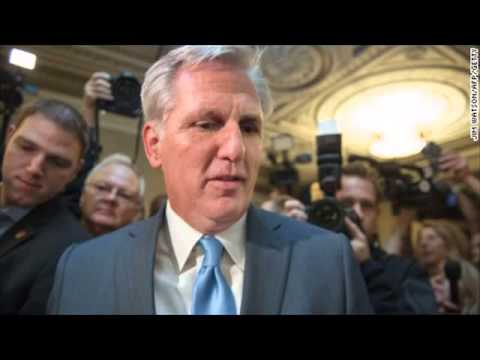 House Majority Leader Kevin McCarthy drops out of race for House speaker1