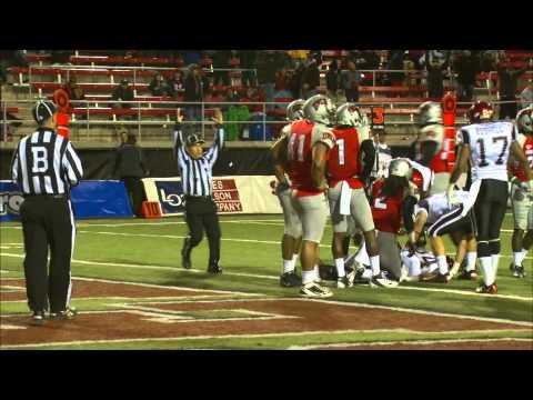 2011 Football UNLV REBELS VS. SAN DIEGO STATE AZTECS