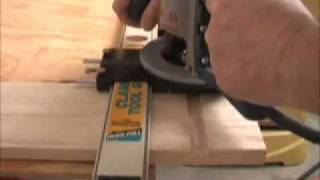 Infinity Cutting Tools - Precision Router Dado Jig