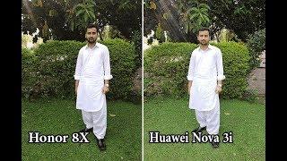 Honor 8X Vs Huawei Nova 3i | Comparison