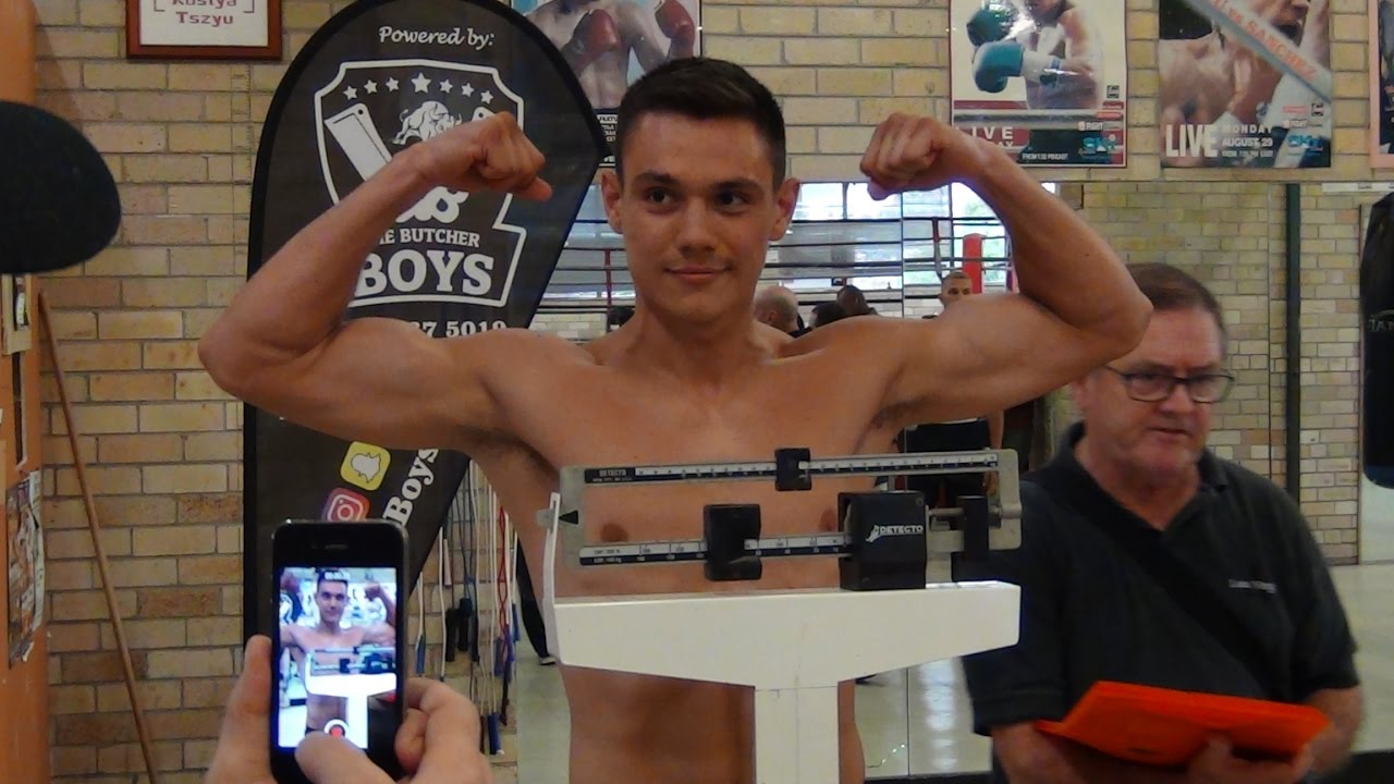 Tszyu Jr. prepares to become a new star of world boxing 16