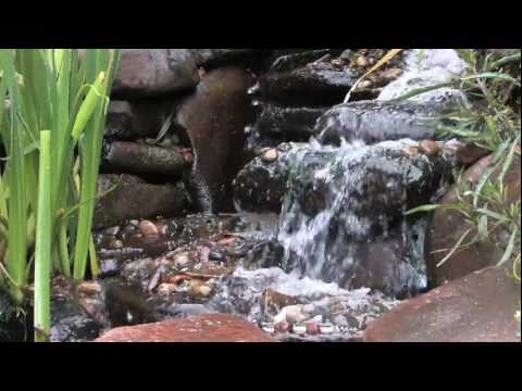 Diy Pond Waterfall Diffuser Spillway Youtube Music Lyrics