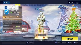 Fortnite DEP FREEZE BUNDLE