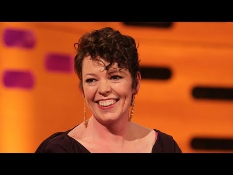 Olivia Colman's 'funny' teeth  The Graham Norton   Series 13 Episode 6 P  BBC One