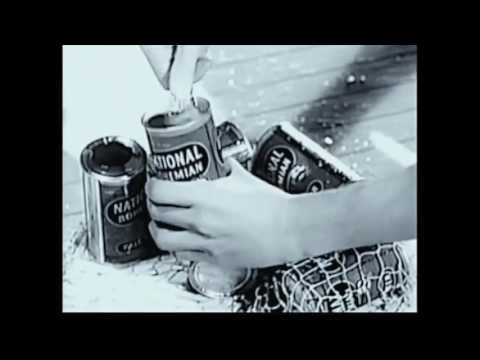 Old TV Commercials 1 - Beer