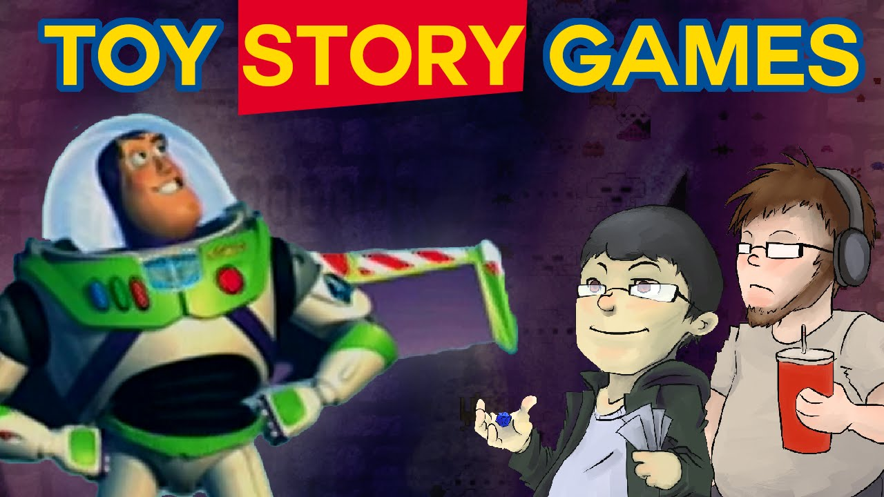 Toy Story 1 Games : Toy story games part guardiangamers youtube