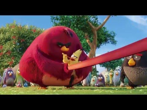 Angry Birds, la película - Trailer final español (HD)