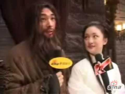 Zhou Xun & Vincent Zhao - Sina interview
