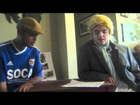 Thomas jefferson interview