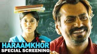 Haramkhor Movie Screening | Nawazuddin Siddiqui, Shweta Tripath | Full Video