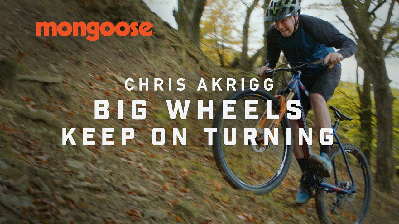 Video: Not Your Typical XC Ride With Chris Akrigg - Pinkbike