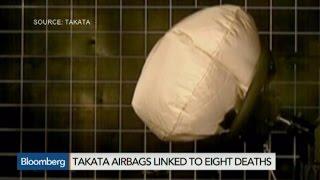 Takata President Apologizes for Air Bags
