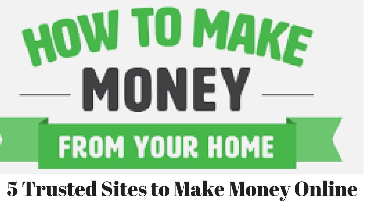 sites to earn money online