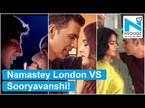 Katrina and Akshay recreate 'Namastey London' romance on sets of ' Sooryavanshi' Mp3