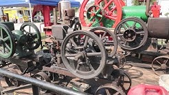Random Bits 0186: 2017 Jacksonville Fall Festival Engines, Fleamarket, Shooting 16mm film