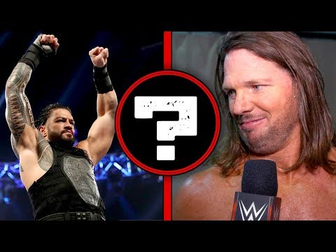 Who Won The WWE Superstar Shake-Up? (Going In Raw Mat Chat)