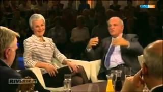 G. Krone-Schmalz: Russland, Medien, Verschwörungstheorie, AFD... April 2016