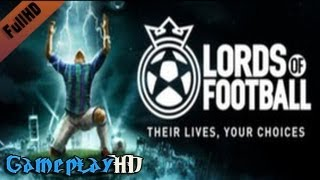 Lords of Football Gameplay (PC HD)