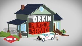 What to expect from Orkin Pest Control