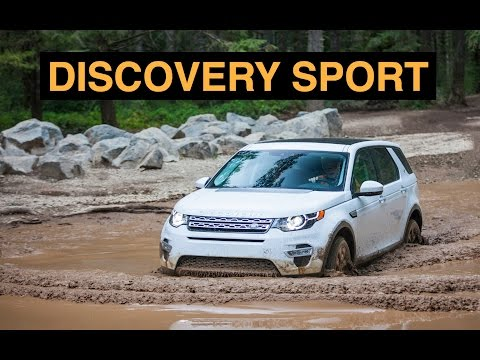 2015 Land Rover Discovery Sport - Off Road And Track Review