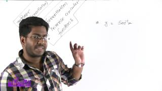 07. Inverse Circular Function | ইনভার্স সার্কুলার ফাংশন | OnnoRokom Pathshala