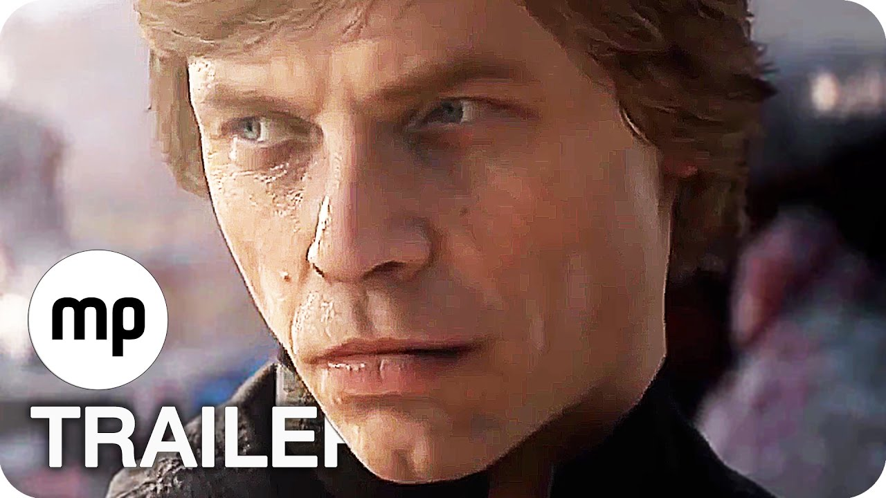 Star Wars Battlefront 2 Game Trailer German Deutsch 2017 Star