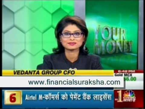 Unified Payment Interface - Harshvardhan Roongta CFP - On CNBC Awaaz Your Money 11/04/2016