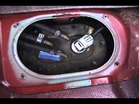 1995 subaru legacy - tips on fuel pump replacement