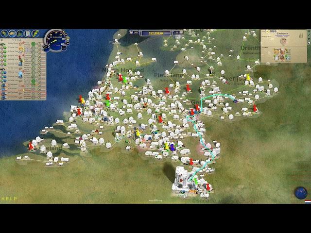 ♦ LOGISTICAL ♦ #35│Gestión y Puzzle │The Netherlands 10