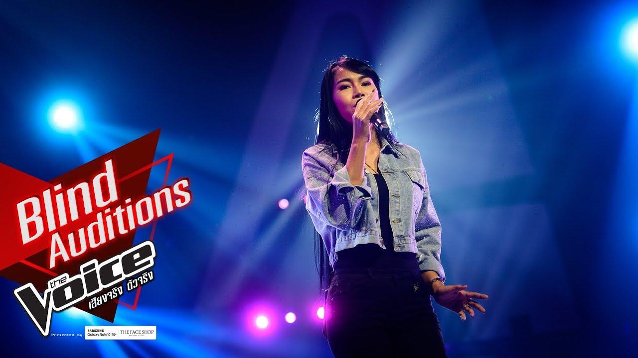 ปาน - หมากเกมนี้ - Blind Auditions - The Voice Thailand 2019 - 28 Oct 2019