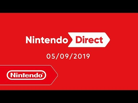 Nintendo Direct - 05/09/2019