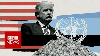 Does America pay too much to the UN? - BBC News