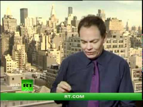 Max Keiser talks with David Graeber