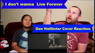 ZAYN, Taylor Swift - I Don't Wanna Live Forever (Gen Halilintar 11 KIDS) - cover REACTION VIDEO