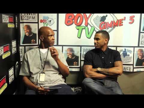 Trey Songz Speaks On Inventing Sex   | BigBoyTV